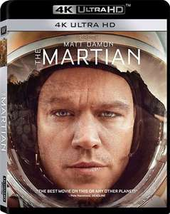 Martian, The (12) 2015 4K UHD only £6.00 (£1.50 p&p) + others @ CEX