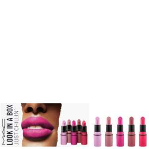 10% off ALL Mac including Look in a box, minimum of 10% off Benefit and upto 35% off Kérastase all free delivery eg Mac look in a box lip kit £31.50 more in op @ Look Fantastic
