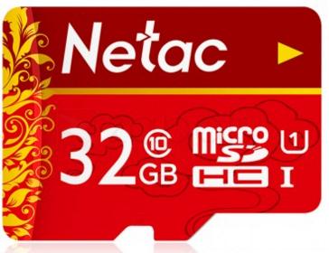 Super cheap MicroSD 32GB Netac £4.59  from Zapals