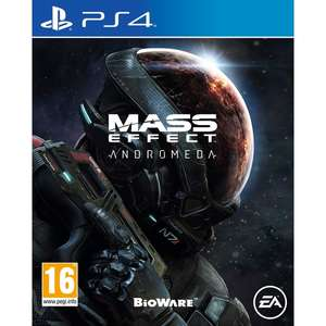Mass Effect Andromeda (PS4) C&C for £5 at Smyths
