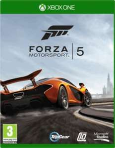 Forza Motorsport 5 - XBOX ONE - £9.99 (NEW) @ GAME