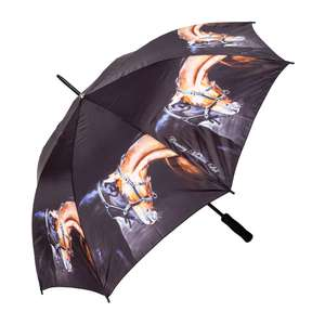 Large umbrella horse design now £5 or 2 for £7.50 with code  ( 10 other designs see post ) @ The works - free C&C