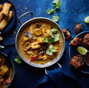 M&S Indian Meal Deal - £10 + free extra side!