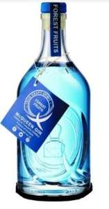 McQueen Forest Fruits colour changing gin £19.99 a bottle - only IN Scotland @ Aldi