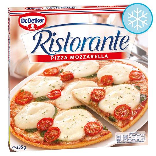 Dr Oetker Ristorante Pizza (All Varieties) half price for £1.25 @Tesco