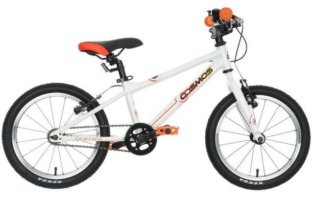 "Carrera Cosmos 16"" kids bike - £128 @ Halfords"