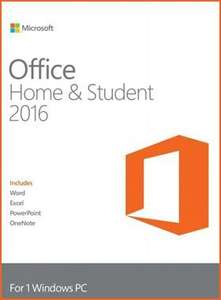 Microsoft Office Home / Student £11.99 @ Electronic First