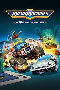 Micro Machines World Series – Xbox One – £6.25 with Gold @ Xbox.com