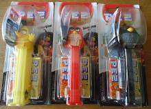 Pez Angry Birds or Thor at Poundstretcher - £1