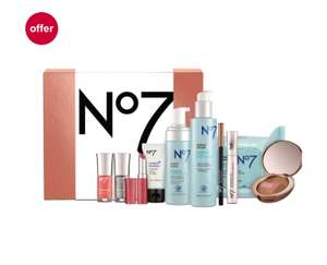 No7 Beauty Vault Worth £99.00 now £30  @ boots