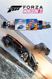 Forzan Horizon 3 Platinum Plus Expansions Bundle (Main game and all DLCs and car packs) £33.74 @ Microsoft Store