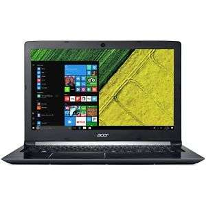 Acer 15.6 Inch HD Intel i5 2.5GHz 8GB 1TB Windows 10 Laptop - Black Refurbished - Argos eBay Store