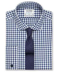 TM Lewin Shirts now reduced to £15 but cheaper with discount code