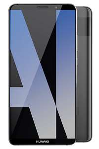 Huawei Mate 10 Pro - Three -£25pm no Upfront -  Unlimited Min and Texts - 4gb internet (Term - £600) @ Affordable Mobiles