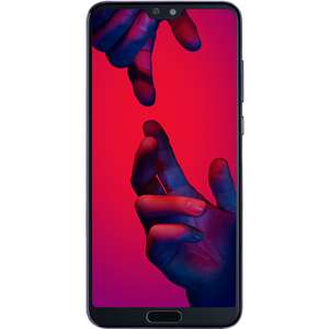 "*now in twilight* Huawei P20 Pro 6.1"" 128GB 4G Unlocked & SIM Free @ appliances direct - £599.97"