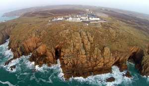 One night for 2 at Land's End Hotel Cornwall with cream tea (Worth £16) & full English breakfast £59 / £29.50pp @ Travel Zoo
