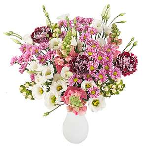 15% off The Summer Holidays Bouquet with code @ Serenata Flowers