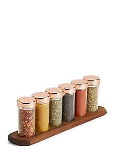 Spice Rack £14.00 @ Marks and Spencer Free C&C Free Delivery over  £50.00