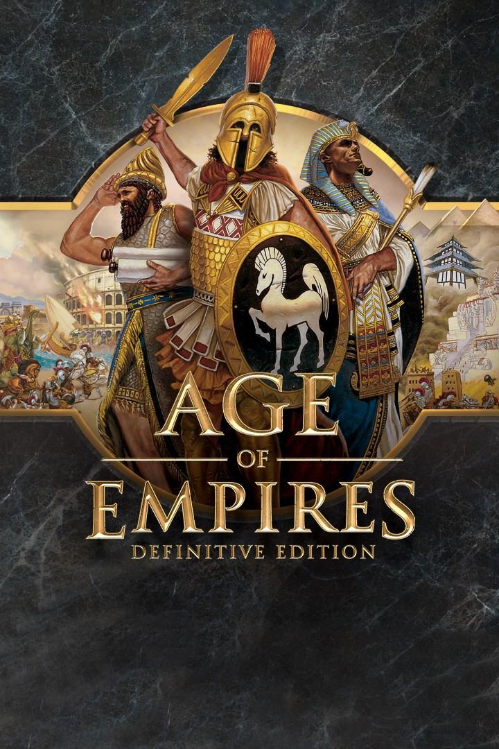 Age of Empires: Definitive Edition @ Microsoft Store Russia / £3.93