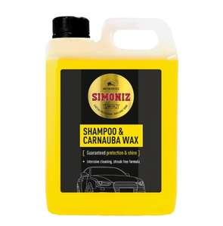 Simoniz Wash And Wax 2Lt Half Price £4 @ Tesco