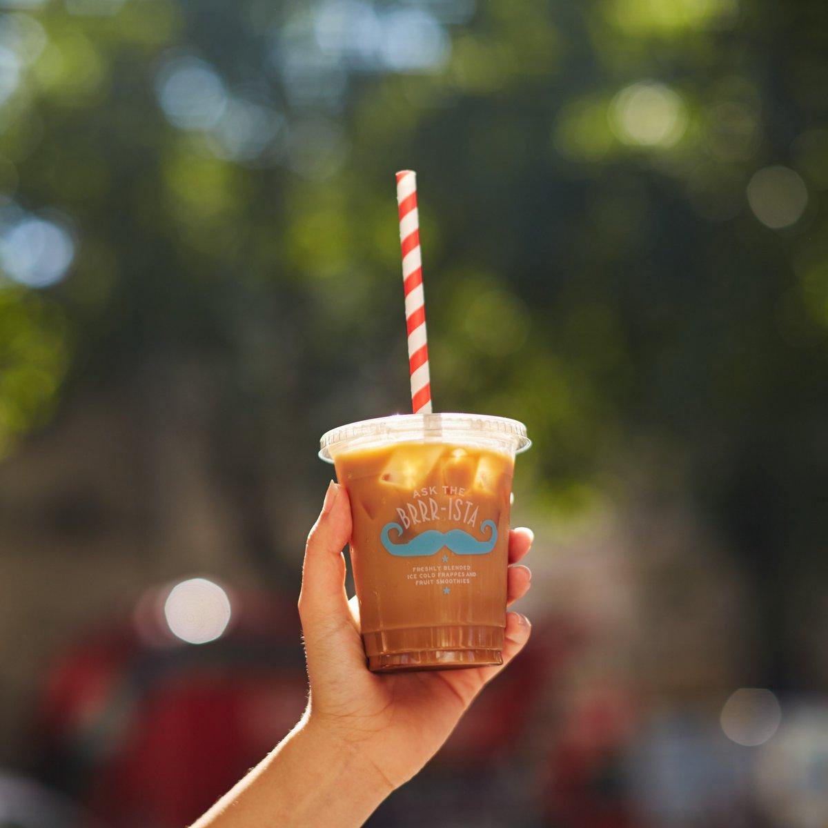 LIVE | Free Iced Coffee @ Pret