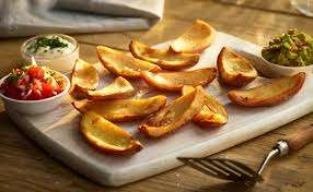 Bannisters' Farm Baked Potato Dippers 1.5kg @ Heron Foods £1