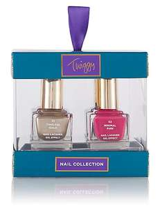 4x Twiggy Nail Polish - M&S - Free C&C - £4.25 down from £12.50