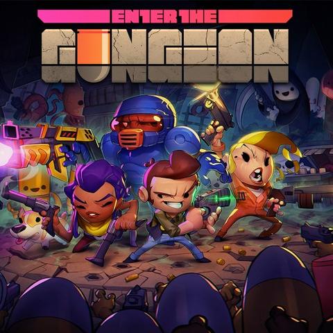 Enter the Gungeon(Nintendo Switch) - Russian Eshop £2.11