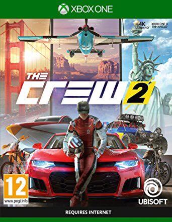 The Crew 2 XB1 & PS4 £29.86 @SHOPTO