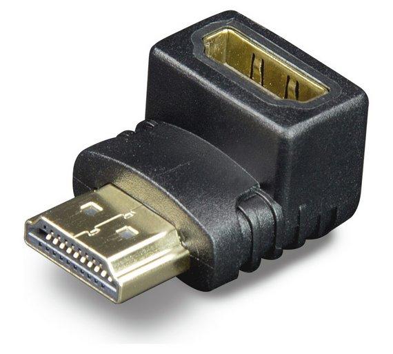 Bush Free Angle HDMI Connector @ Argos - £1.49 (free C&C)