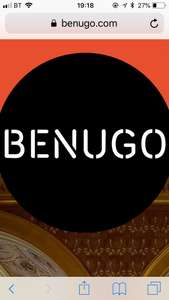 Free coffee at Benugo (with newsletter sign up)