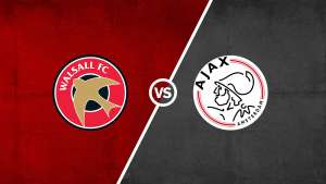Watch Walsall FC take on AFC Ajax free tonight