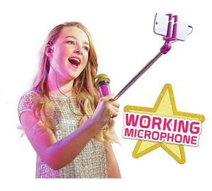 SelfieMic Selfie Stick Microphone at just £7.99 @ Argos (free C&C)