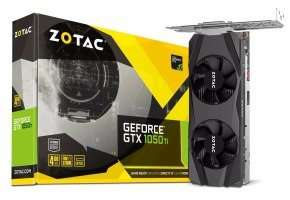 Zotac 1050 ti LP low profile 4GB (great for SFF Dell) - £156.95 delivered @ ebuyer