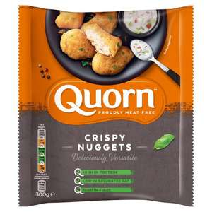 Quorn Chicken Style Nuggets 300g £1 @ Morrisons