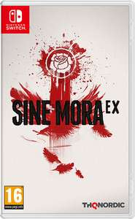 Sine Mora EX - Nintendo Switch - £9.99 from Nintendo eShop UK