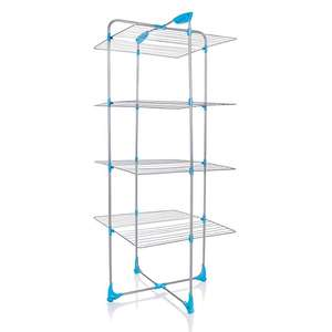 Minky Tower Indoor Airer, 40m drying space £23.99 at Amazon.co.uk