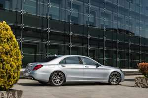 Mercedes S450 24m lease £399.99 p/m business rate exc VAT £3599.91 Deposit + 23 months at £399.99 @ Contract Cars