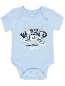 Harry Potter Bodysuit  REDUCED to £2 Free Click and Collect @ ASDA