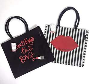 Lulu Guinness Limited Edition Tote Bags - £4 Tesco (instore only)