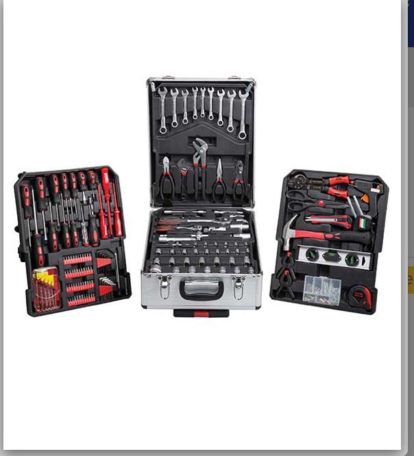 Top Tech 186pc Tool Set With Silver Aluminium - £86.99 @ Euro Car Parts
