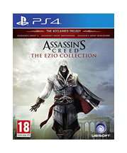Assassins Creed The Ezio Collection *NEW* [PS4/XB1] £14.85 including FREE delivery at Base.com
