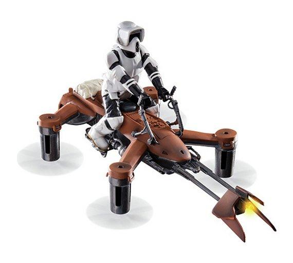 Collectors Edition Star Wars Speeder Bike Battle Drone £49.99 Argos