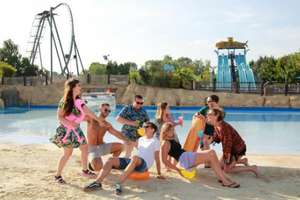 Late entry to Thorpe Park from 5pm - 10pm on Thursdays, Fridays & Saturdays now £10 @  365 tickets
