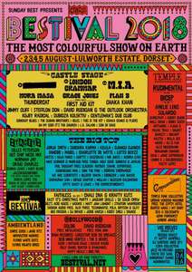 20% off all Bestival tickets - day or weekend