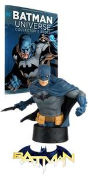 Batman Universe & Batman Bust - £1.99 @ Eaglemoss