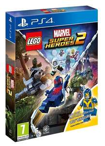 LEGO Marvel Super Heroes 2 Minifigure Edition (PS4) £16.95 Delivered @ The Game Collection