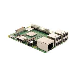 Raspberry Pi 3 B+ (Latest Model B Plus) £31.79 @ The Pi Hut