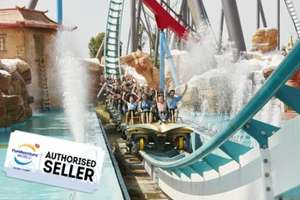 PortAventura World Multi Day Tickets -  2 Days / 2 Parks - Adults £40.80 / Children £35.36 @ 365 Tickets (more options in post)
