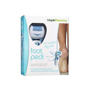 LloydsPharmacy Foot Pedi £9.99 @ Lloyds Pharmacy